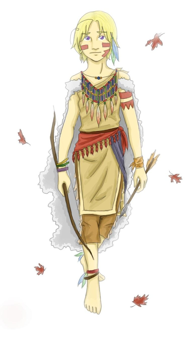 APH - Native Canada by mystic_rat_theif