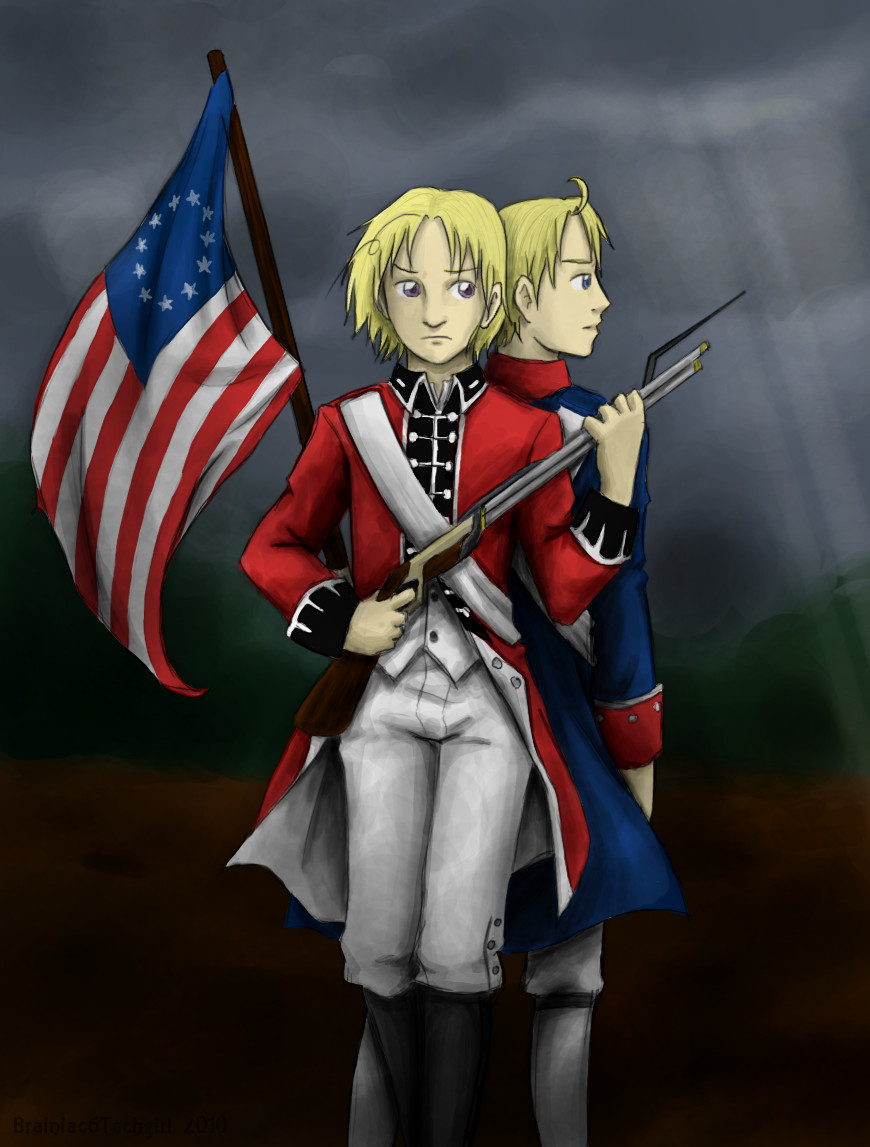 APH - Revolution by mystic_rat_theif