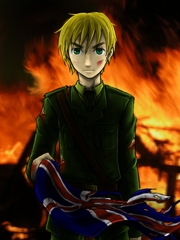 APH - I Won't Back Down by mystic_rat_theif