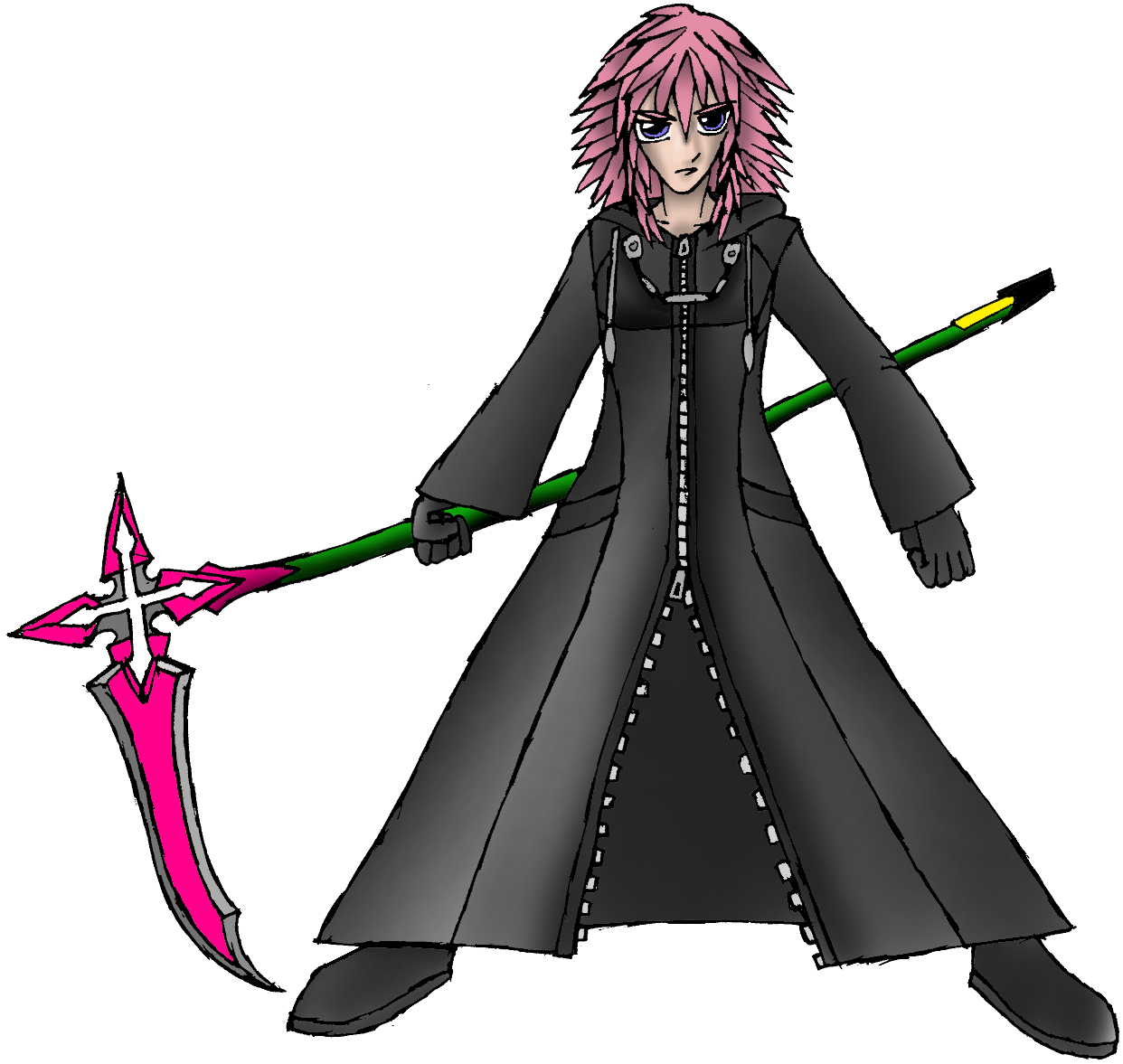 Marluxia of thy Game by NIX