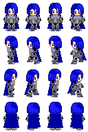 Aqua of thy game sprite Complete by NIX