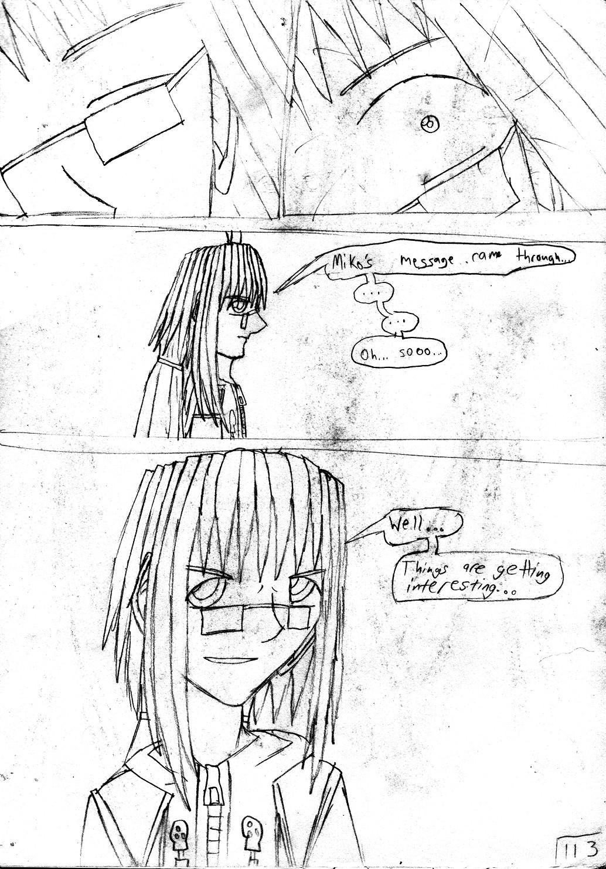 Kingdom Hearts Destined Waltz Page 113 by NIX