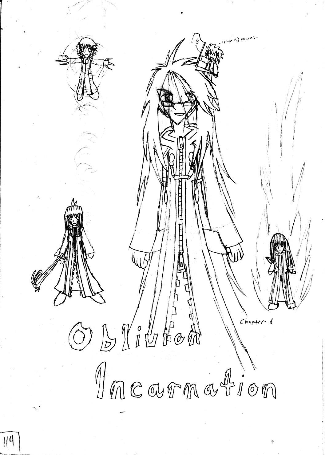 Kingdom Hearts Destined Waltz Page 114 by NIX