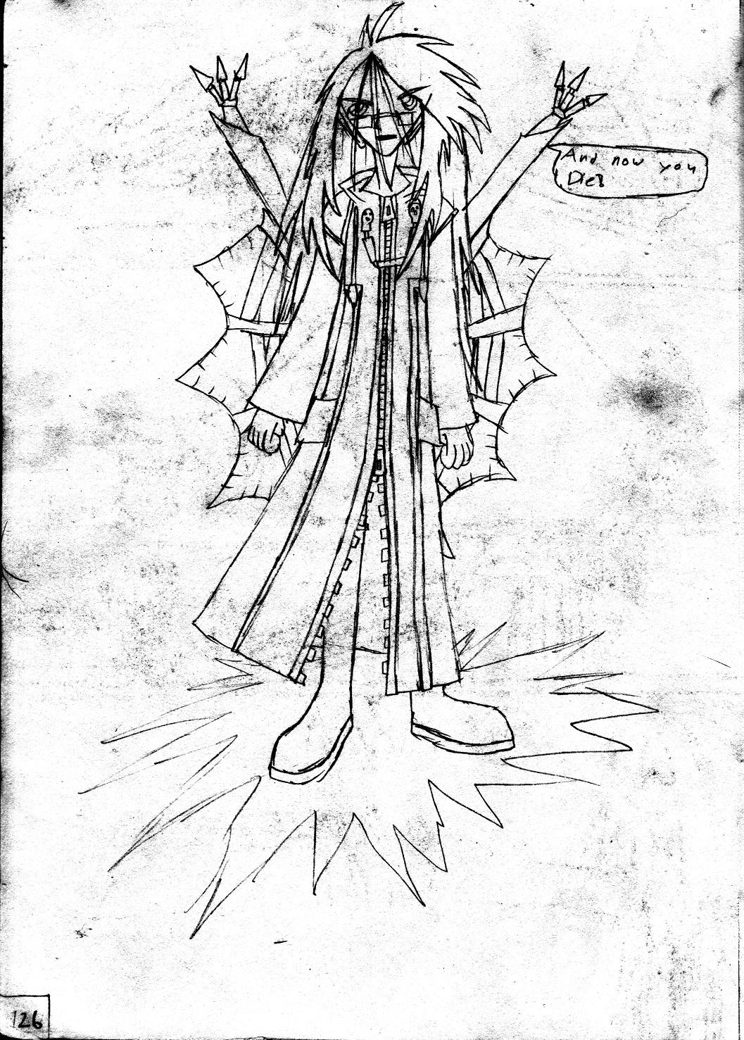 Kingdom Hearts Destined Waltz Page 126 by NIX