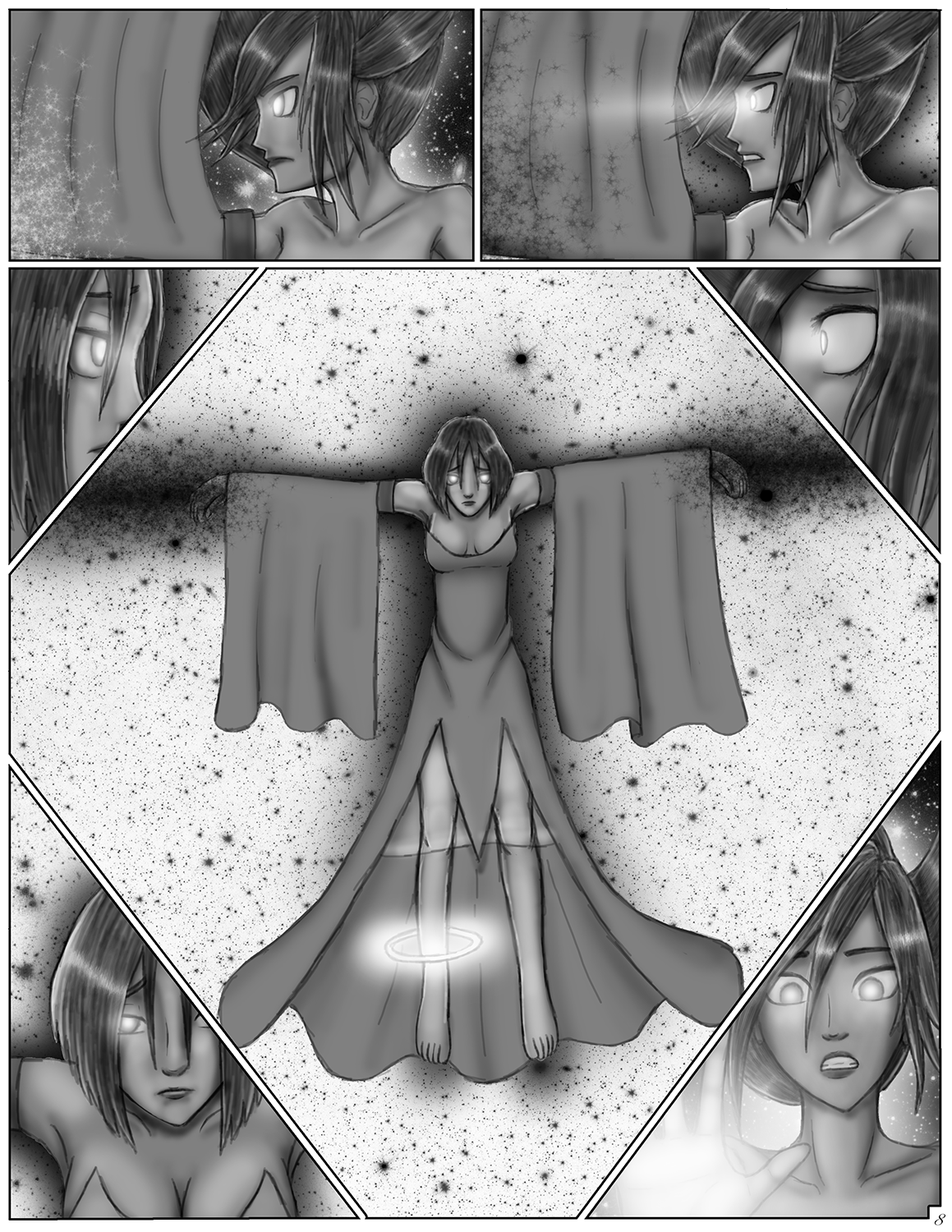 Cacophony Comic - Page 8 by NIX