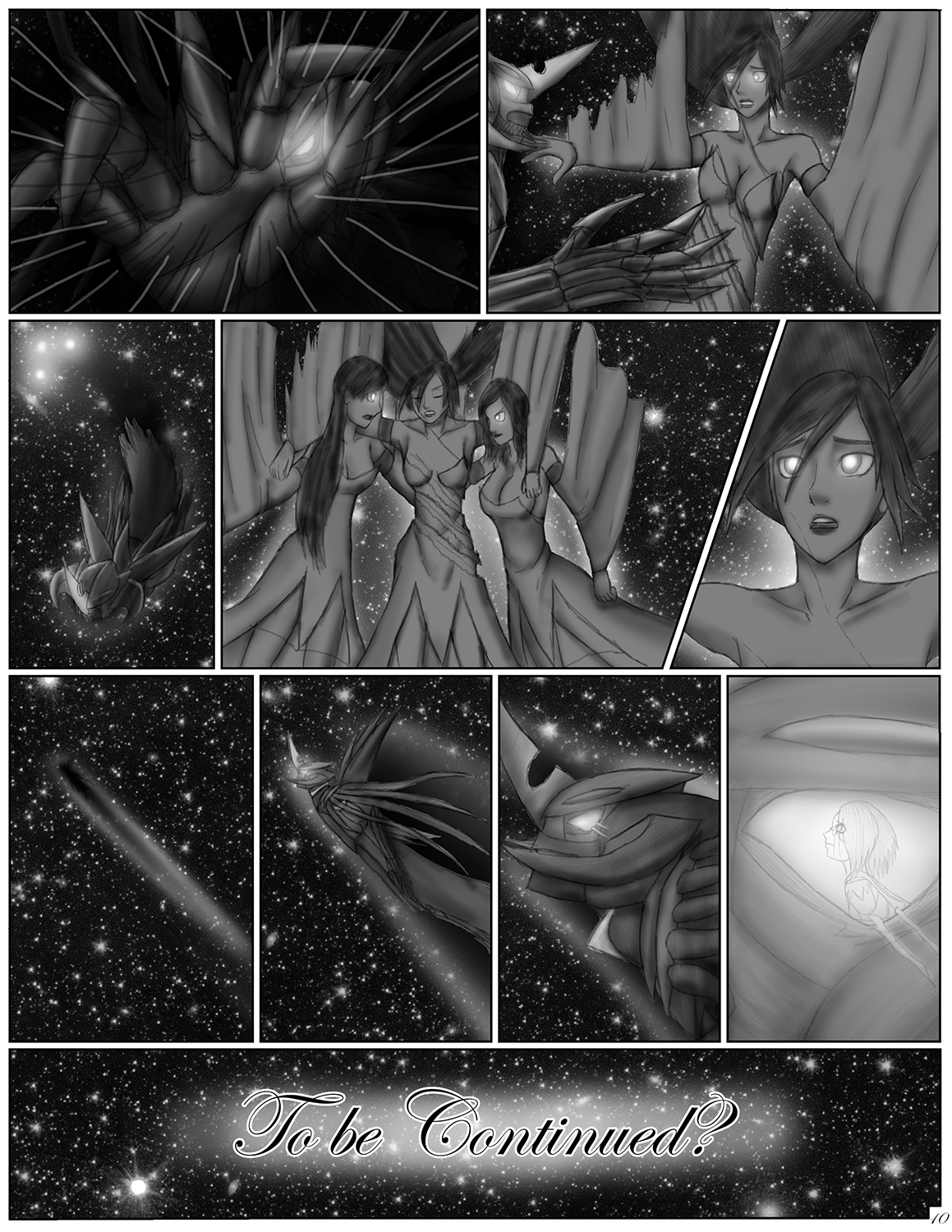 Cacophony Comic - Page 10 (Final) by NIX