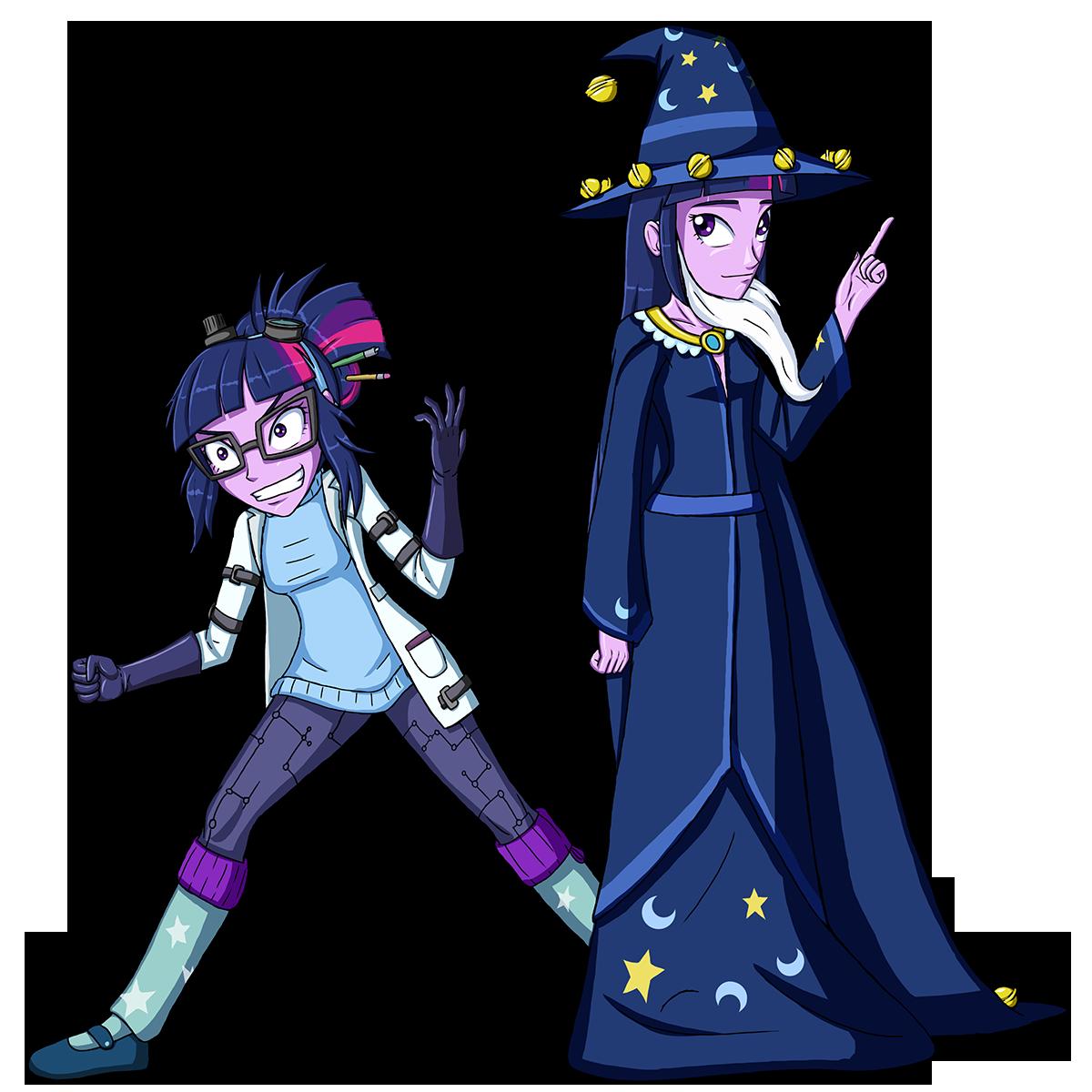 Twilight Sparkle Halloween by NIX