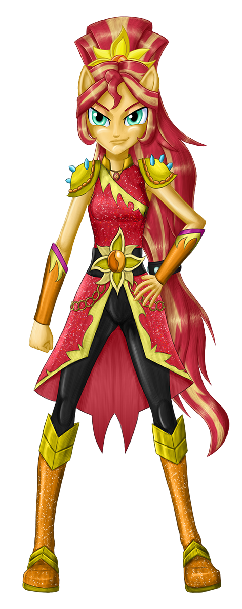 Sunset Shimmer by NIX