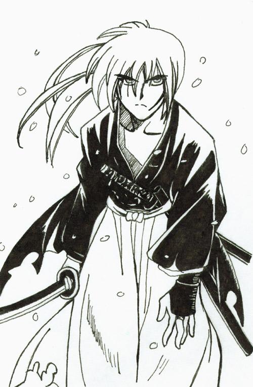 Kenshin by Nakeno_Shido