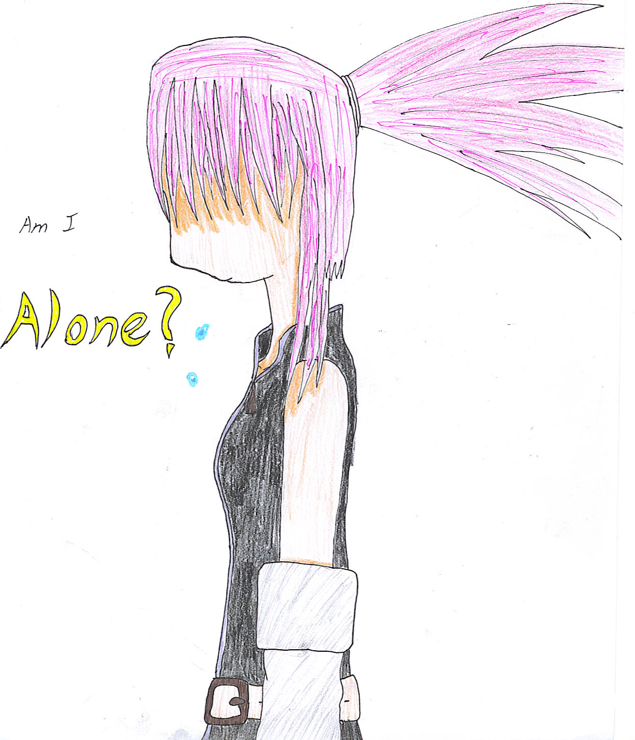 Alone by Nami_Kairi