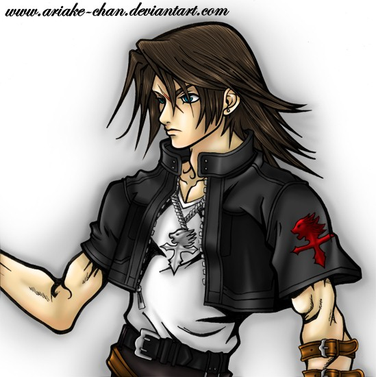 Squall by Namiko-chan