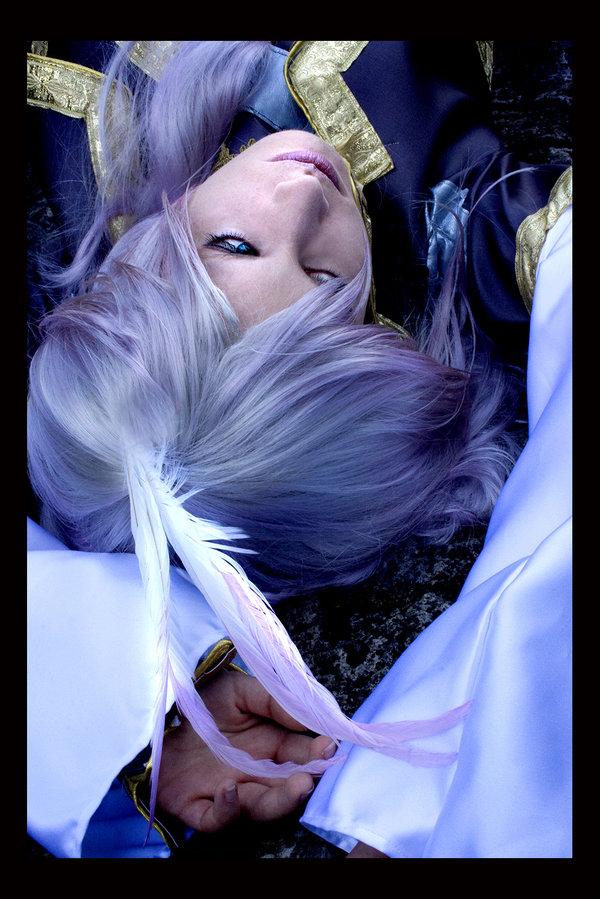 Kuja - Final Fantasy IX by NanjoKoji
