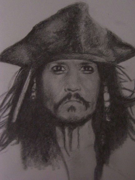 Captain Jack Sparrow by Narmeret