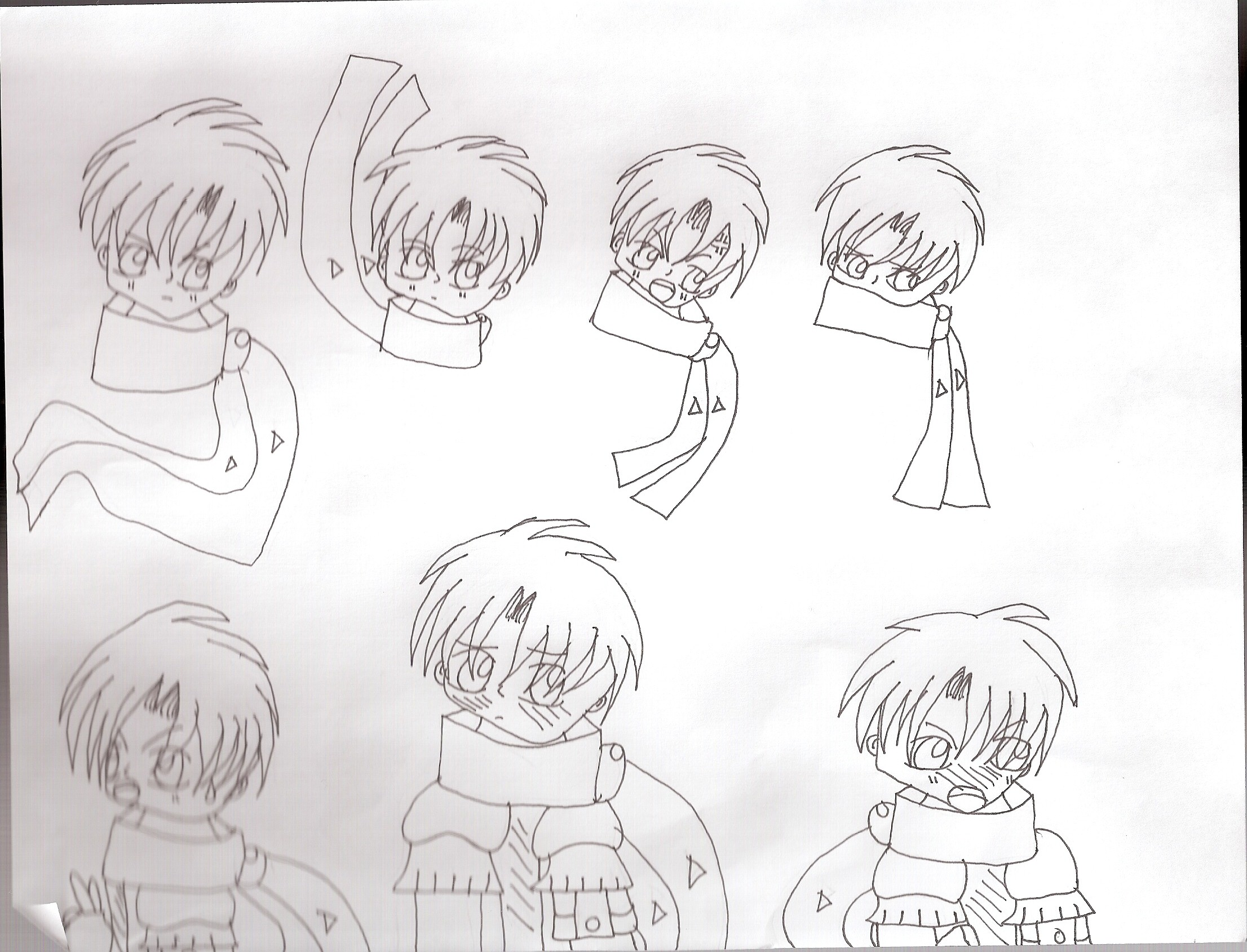 Many faces of Jet enduro by Narukaze