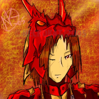 Dragon Boy by NecroKat