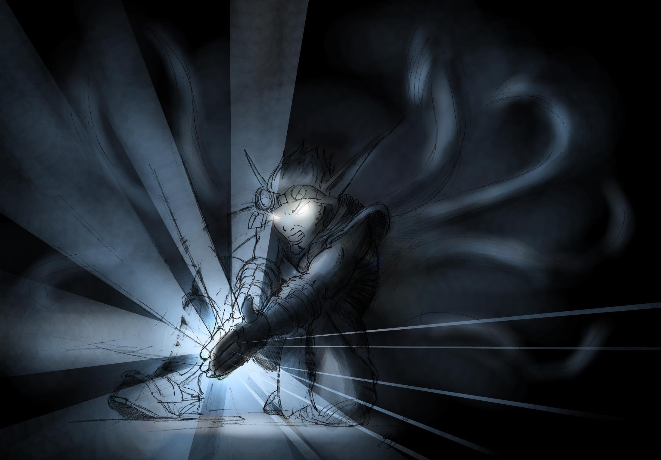 Light Jak by Nehta