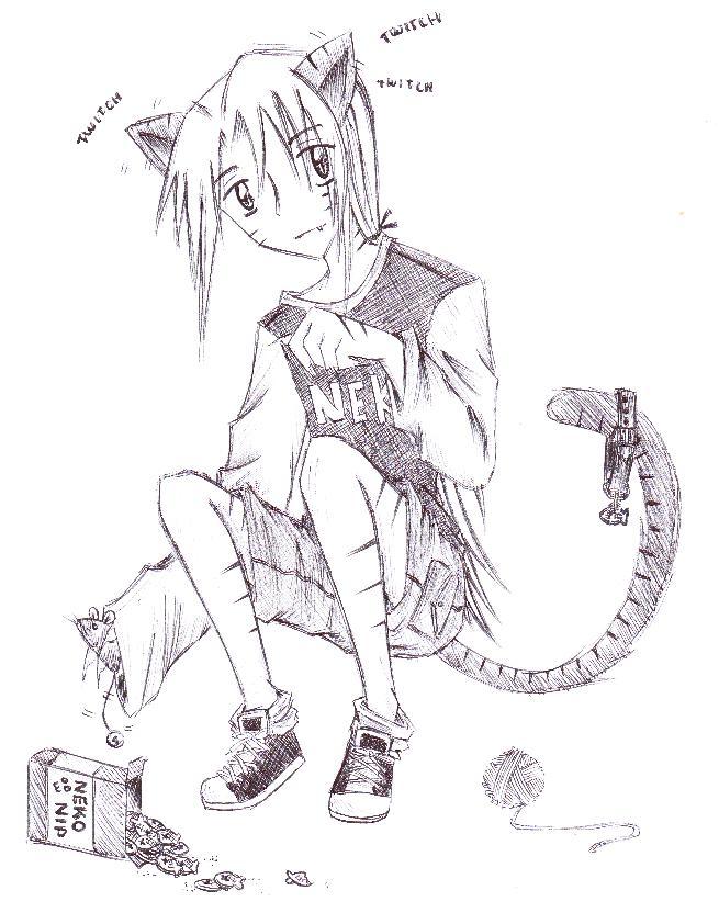 CAT BOY [RQ] by Neji-lover