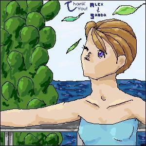 Seaside- That is an Eyeful by Neko2000