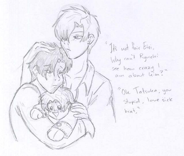 A Brother's Comfort by NekoHellAngel