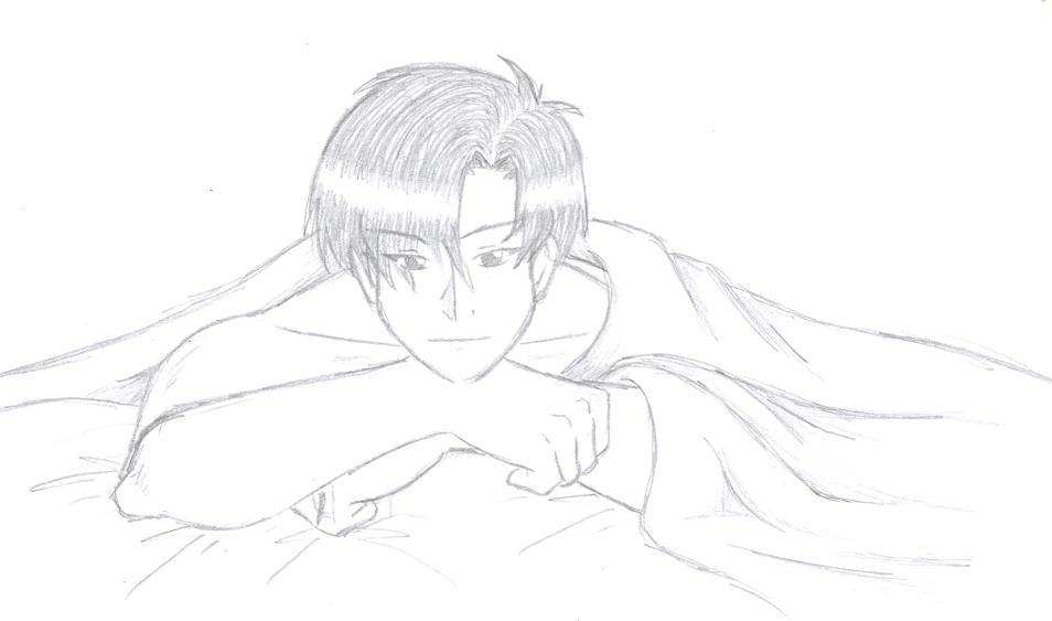 Tatsuha in Bed... again O_o by NekoHellAngel
