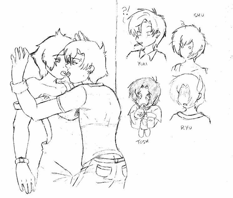 Shingo, Yukio INCEST! O_o by NekoHellAngel
