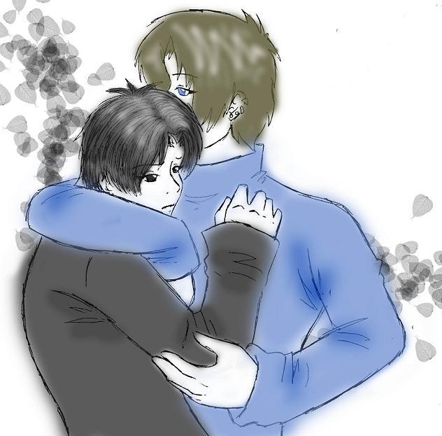 In My Arms by NekoHellAngel