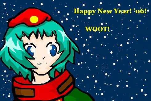 Woot!New year! by Neko_chan_Danii