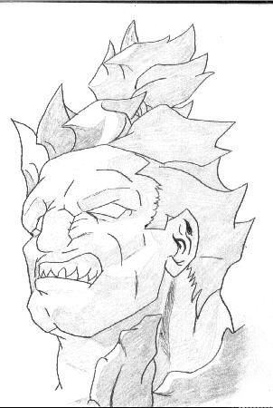 Akuma - The God Of Shotokan by Neo_Masaki