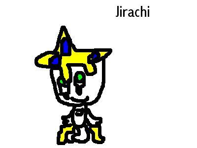 Jirachi by Neon