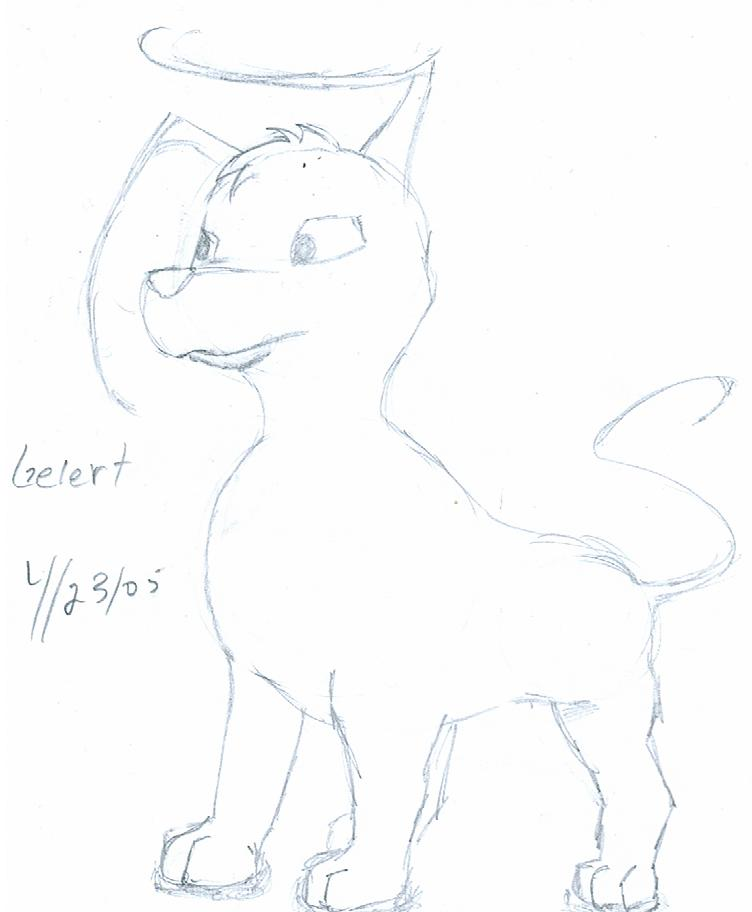 Its a GELERT by Neopetgirl