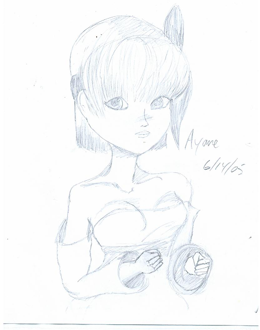 Another Ayane by Neopetgirl