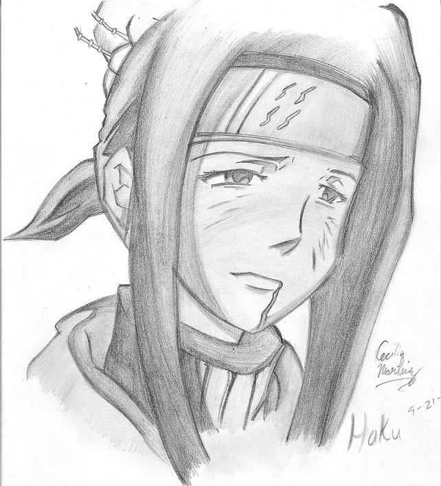 Haku-Naruto by Neopetgirl