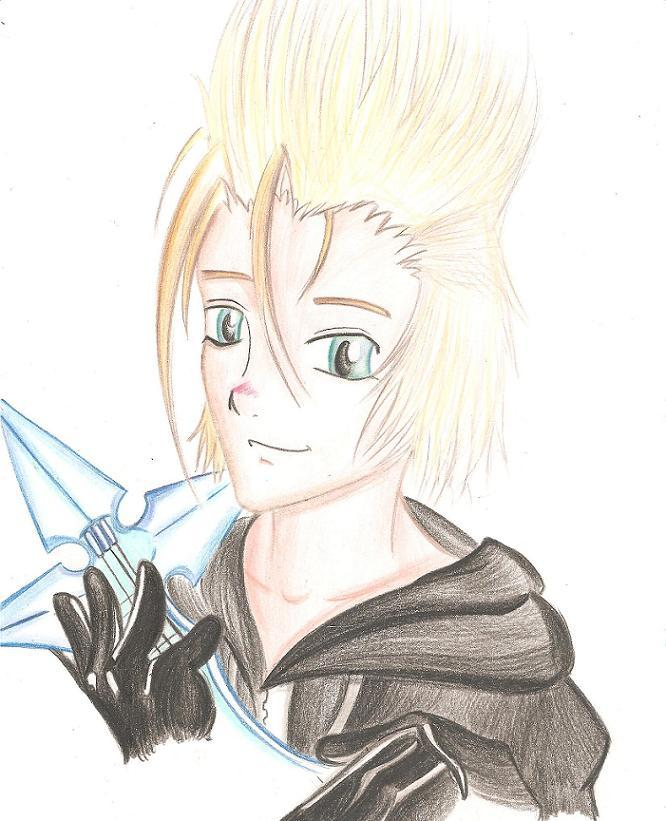 Demyx-RQ From zexionrox4eva by Neopetgirl