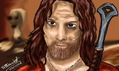 Aragorn by Nero626