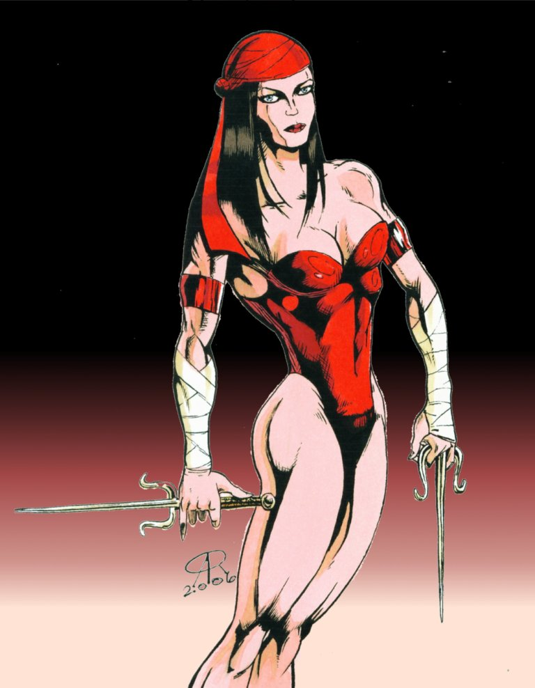 Elektra by Netbat