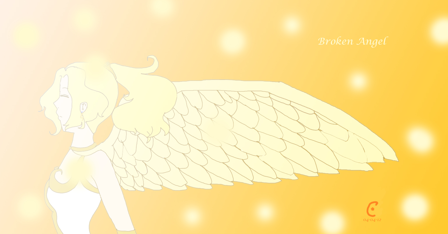 Broken Angel by NewLeaderMarie