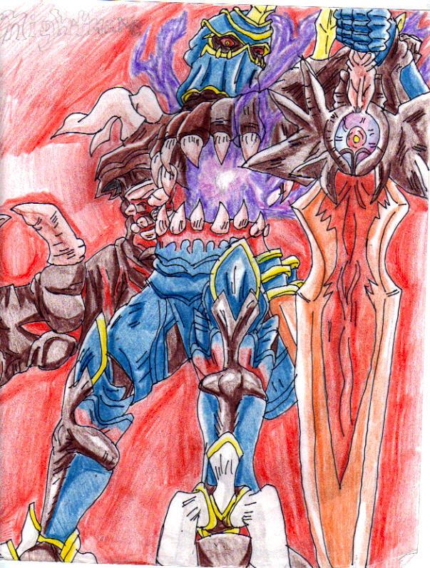 Soul Calibur 4 Nightmare by Nexuswarrior