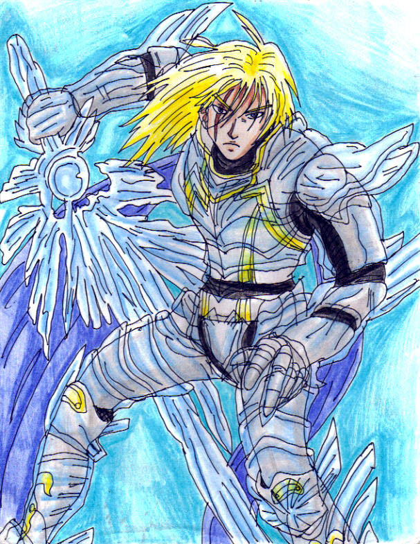 Soul calibur 4 Siegfried by Nexuswarrior