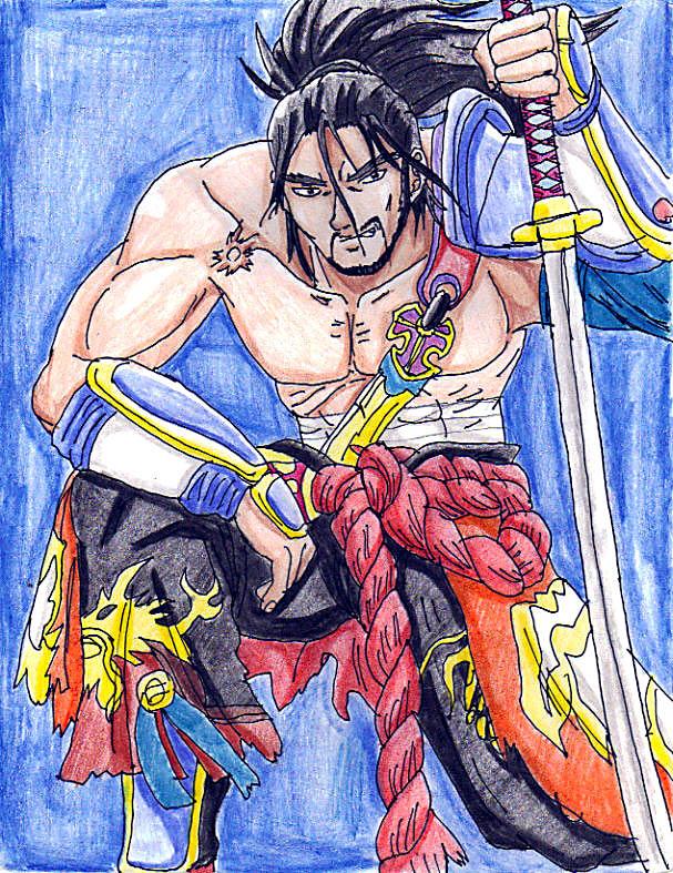 Soul Calibur IV Mitsurugi by Nexuswarrior