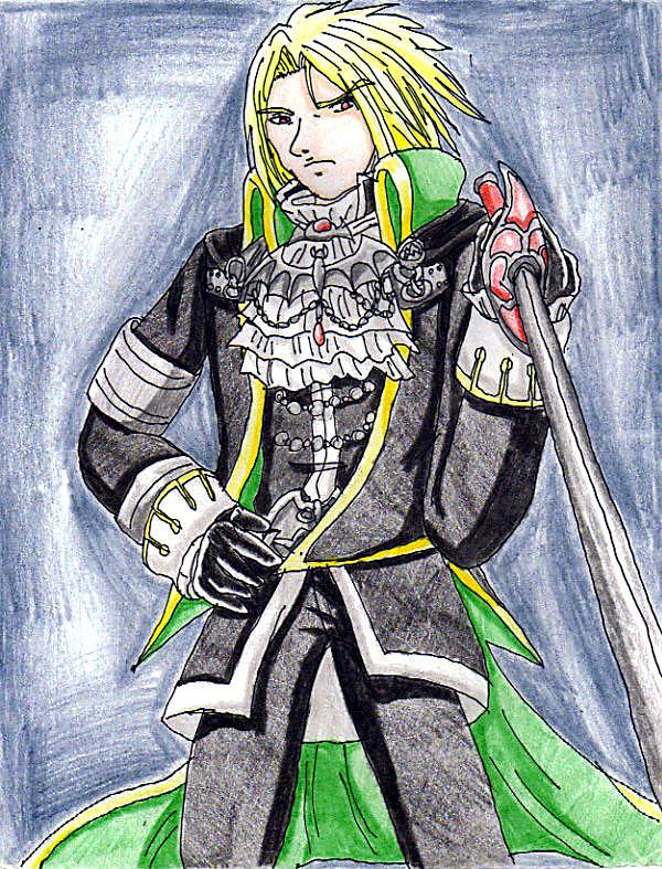 Soul Calibur IV Raphael by Nexuswarrior