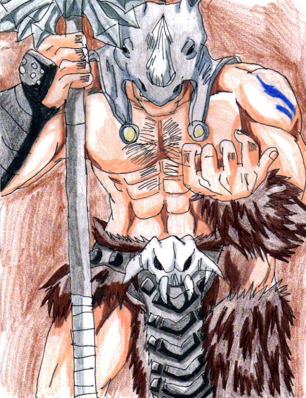 Soul Calibur IV Rock by Nexuswarrior