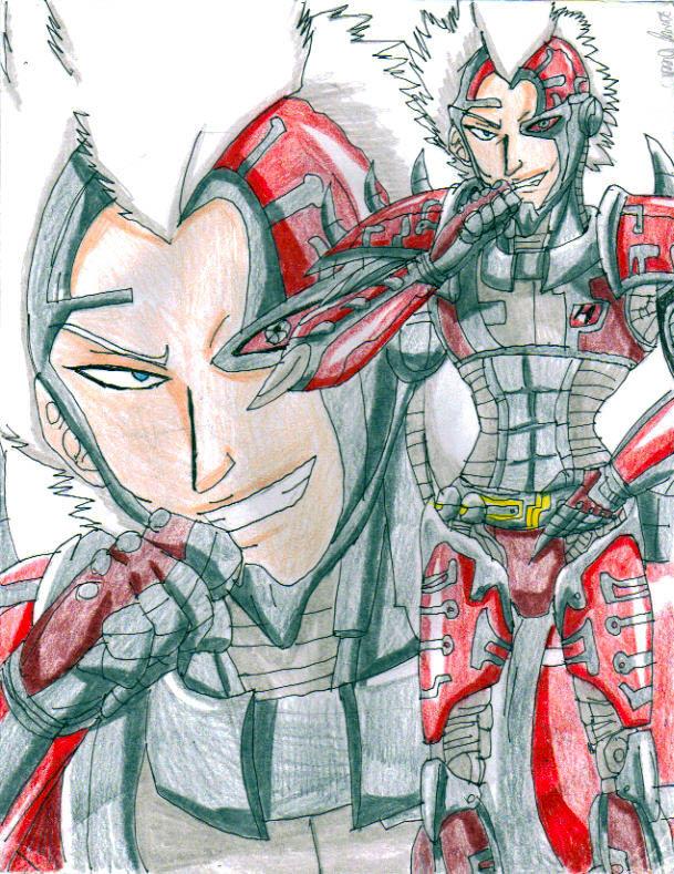 Older Brother Blood by Nexuswarrior