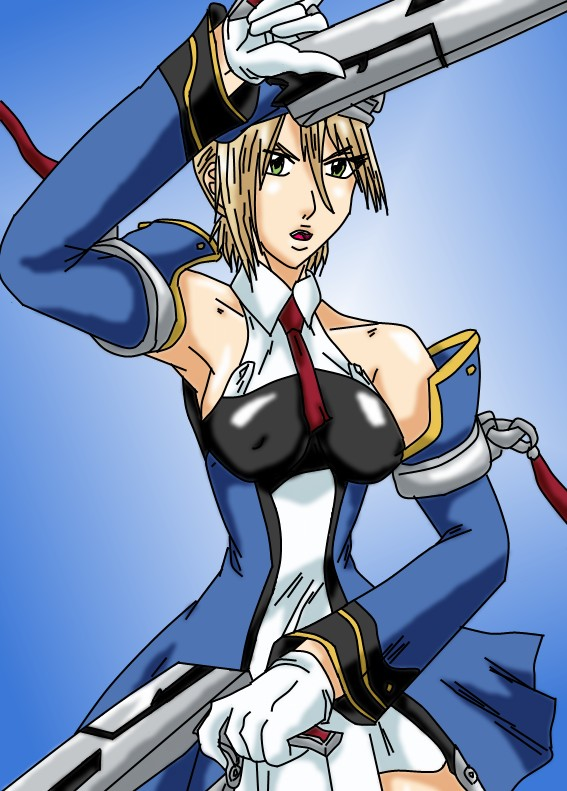 Blazblue - Noel by Nexuswarrior