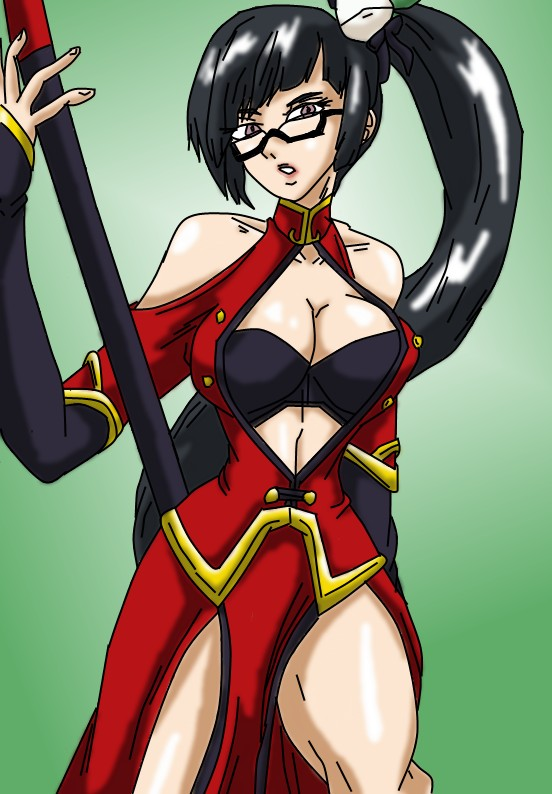 Blazblue - Litchi by Nexuswarrior