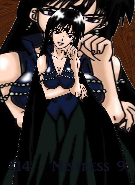 Top 20 Villains - Mistress 9 by Nexuswarrior