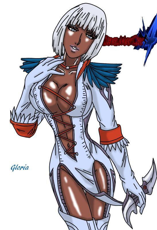 Devil May Cry - Gloria by Nexuswarrior