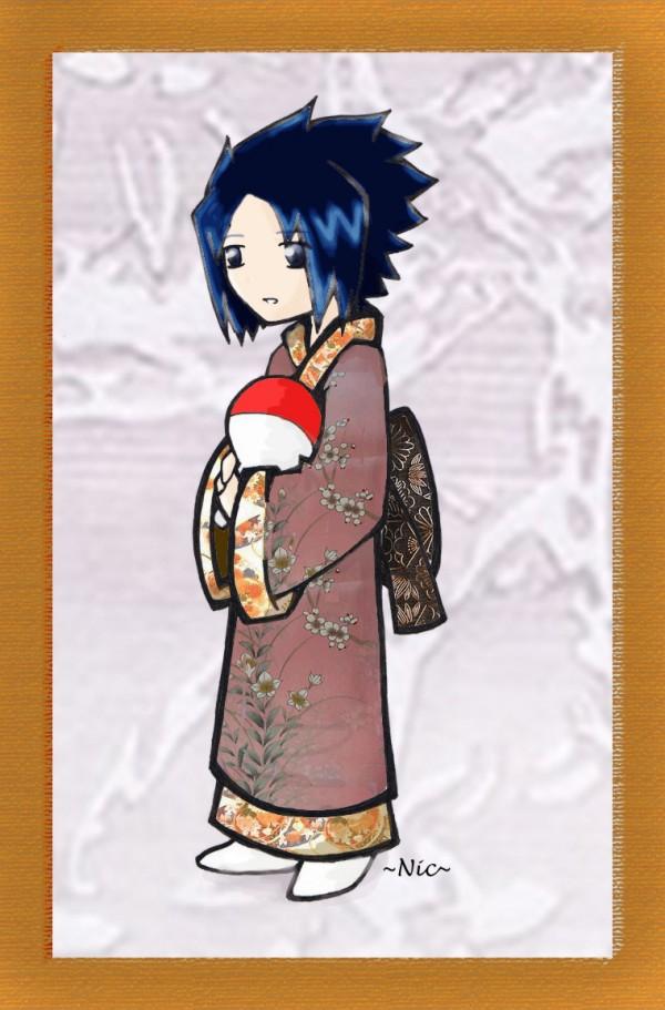 Princess Sasuke~ by NicNic
