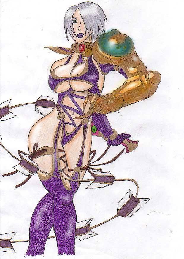 """Isabella """"Ivy"""" Valentine by NickySchreuder"""