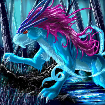 Lost Suicune by Nicole1725
