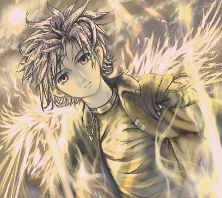 Be my fiery angel by Nicole1725